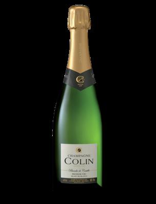 Champagne Colin Blanche De Castille Blanc de Blancs 1er cru - 75cl
