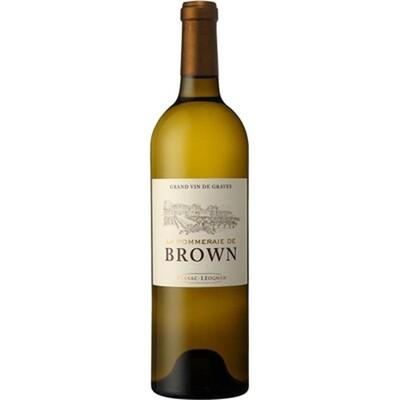 La Pommeraie De Brown - Pessac-Léognan Blanc - 75cl