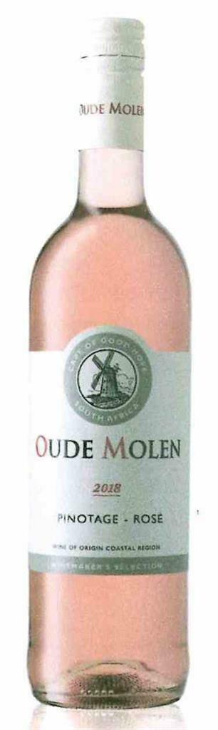 Oude Molen Pinotage Rosé - 75cl