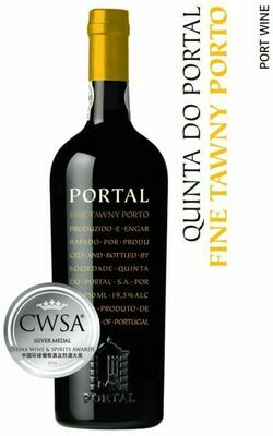 Quinta Do Portal Fine Tawny Port - 75cl