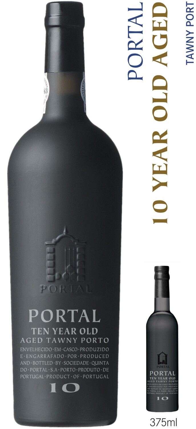 Quinta Do Portal 10 Year Old Aged Tawny Port - 75cl