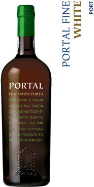 Quinta Do Portal Fine White Port - 75cl