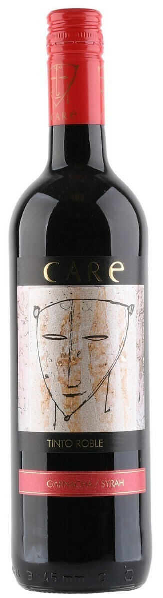Care Trio Red, Bodegas Anadas (12 in a box) - 75cl