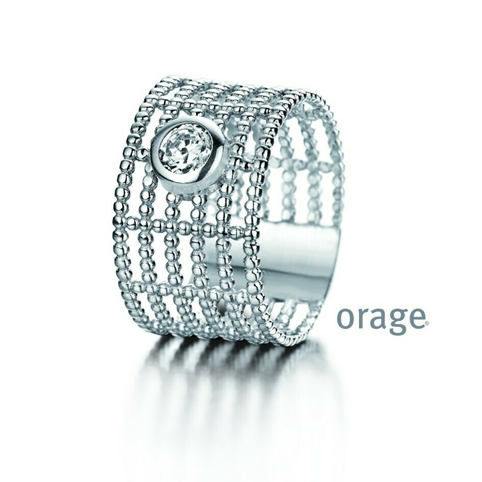 Orage ring AA120 wit