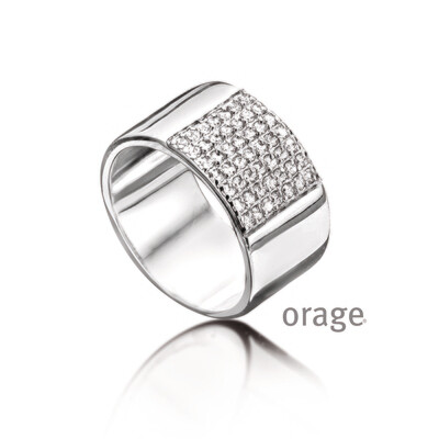 Orage ring AA127 wit
