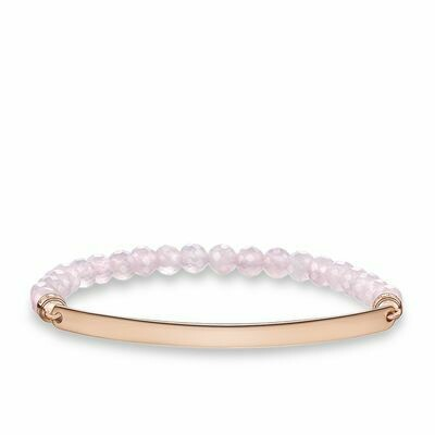 Thomas Sabo armband Love Bridge LBA0001 parel rosé