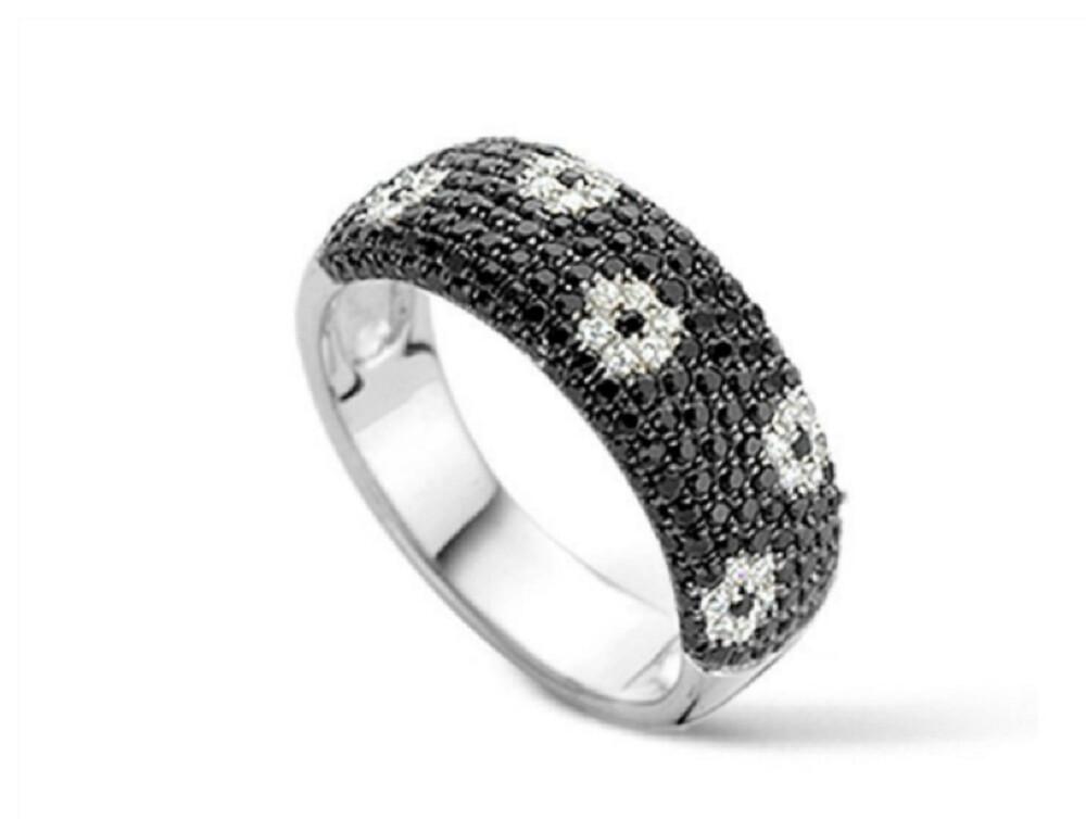 SilverRose ring R6989
