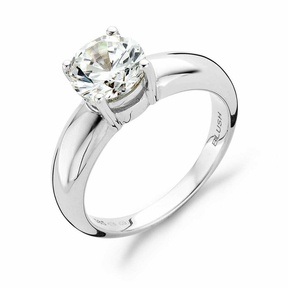 Blush ring wit goud 1043wzi