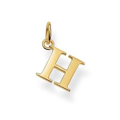 Thomas Sabo hanger PE595 goud