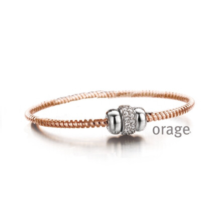 Orage armband AA275 ros�