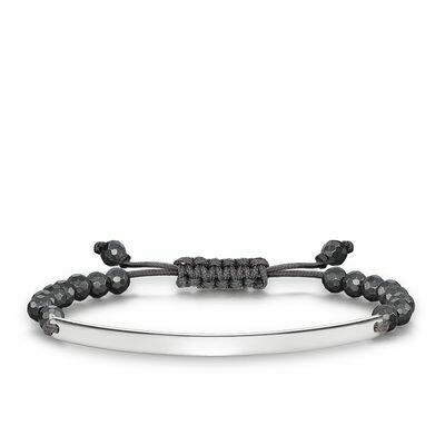 Thomas Sabo armband Love Bridge LBA0002 grijs