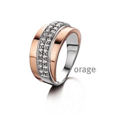 Orage ring AA214 rosé