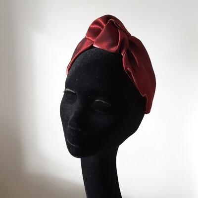 Headband and knot