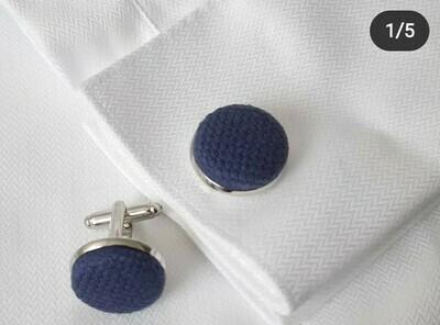 manchetknopen - boutons de manchette - cufflinks