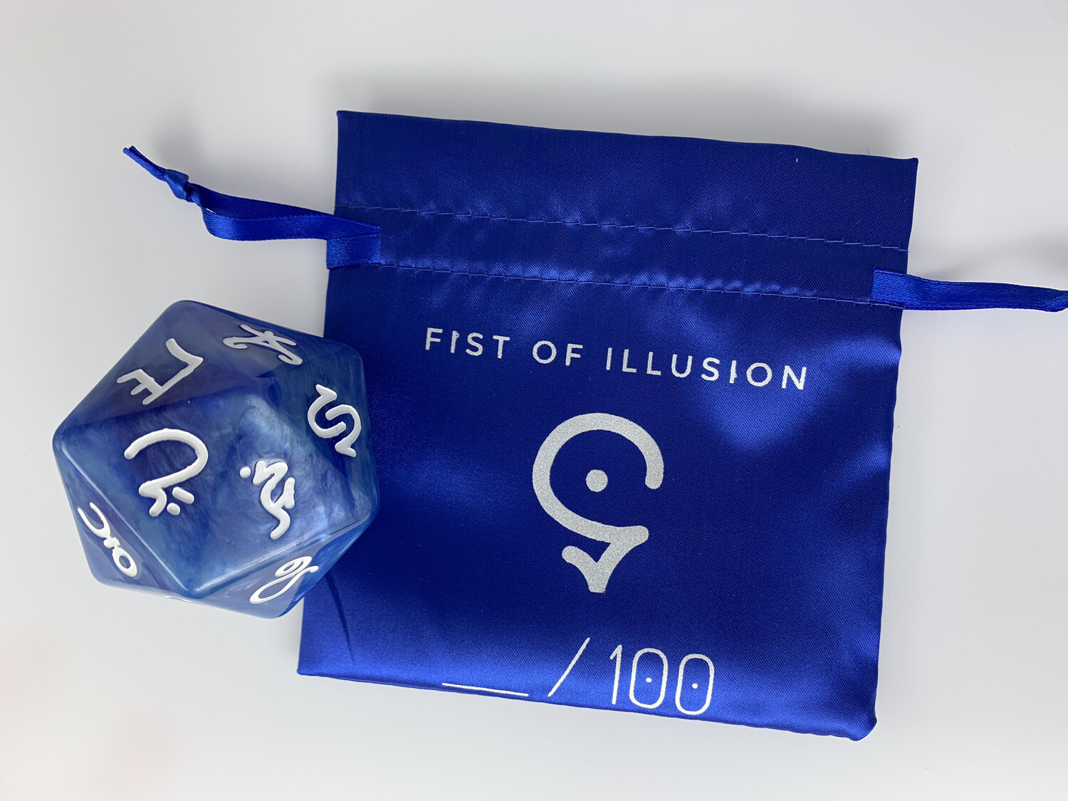 Fist Of Illusion • LIMITED EDITION