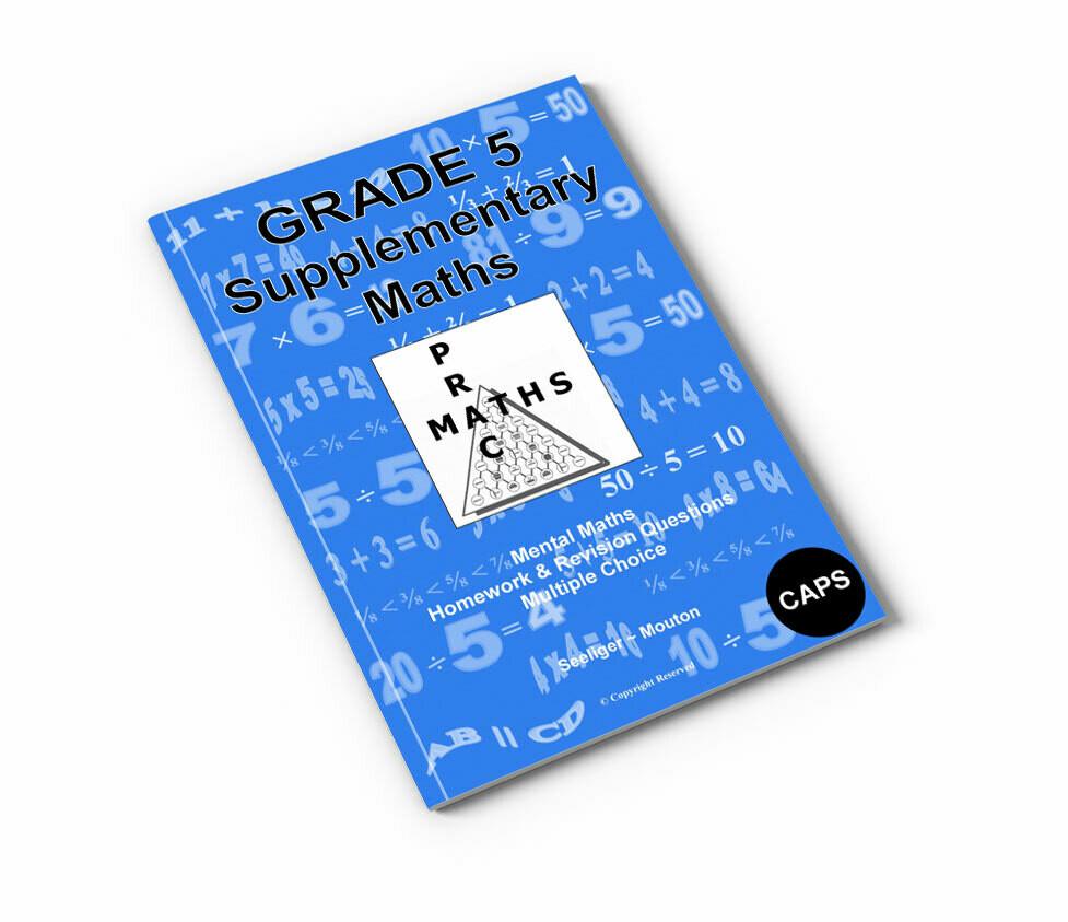 Gr 5 Supplementary Maths