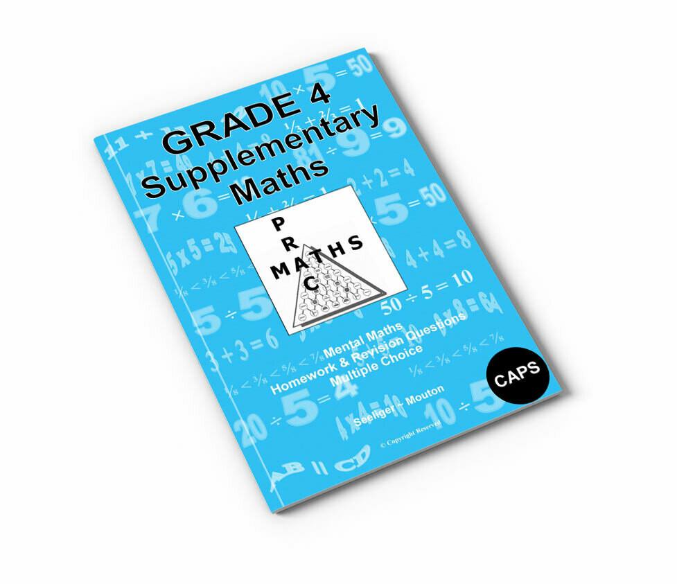 Gr 4 Supplementary Maths