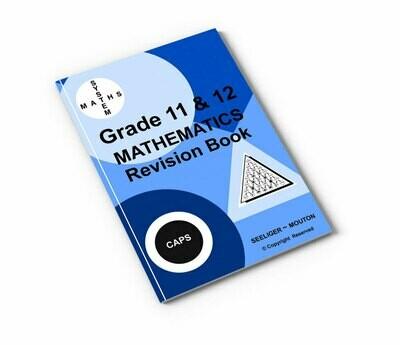 Gr 11&12 Mathematics Revision Book