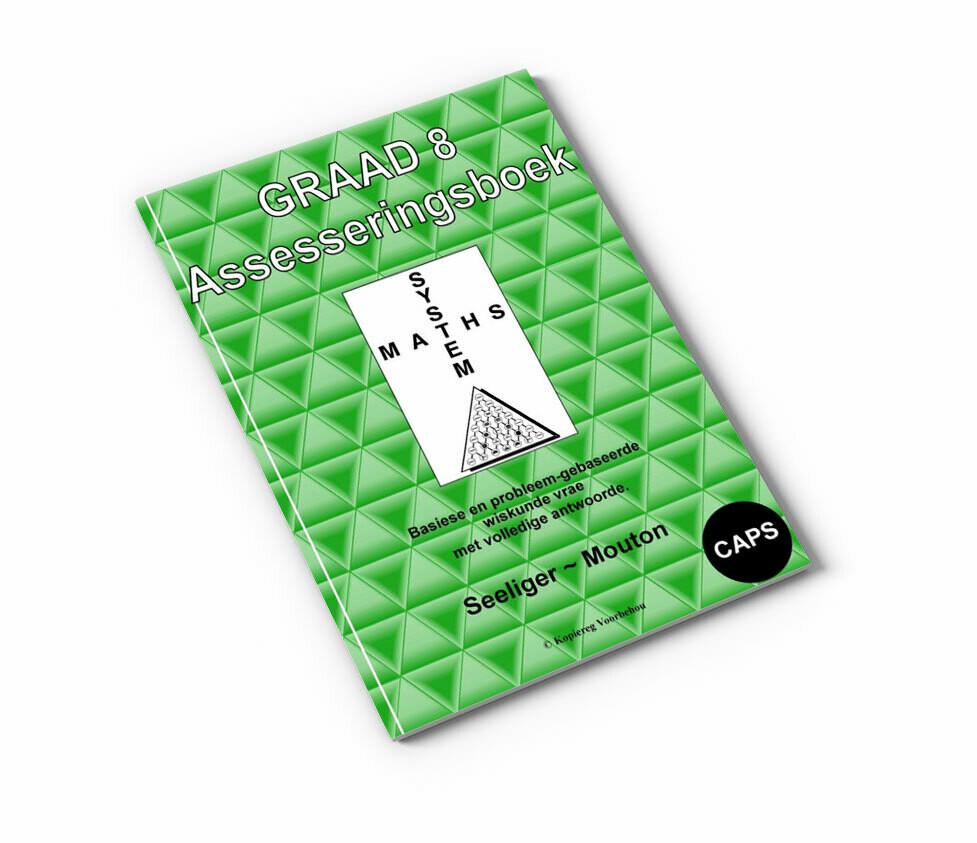 Gr 8 Wiskunde Assesseringsboek