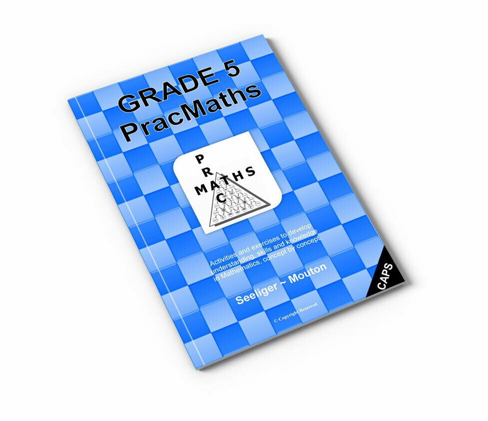 Gr 5 Prac Maths (Eng) + Memo