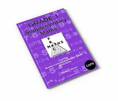 Gr 1 Supplementary Maths