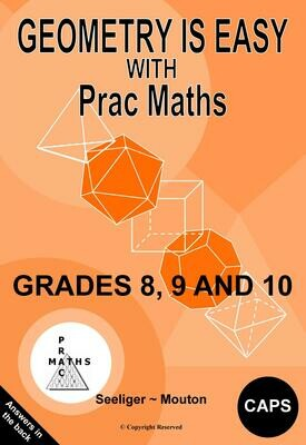 GEOMETRY IS EASY GRADE 8,9 & 10 – PDF