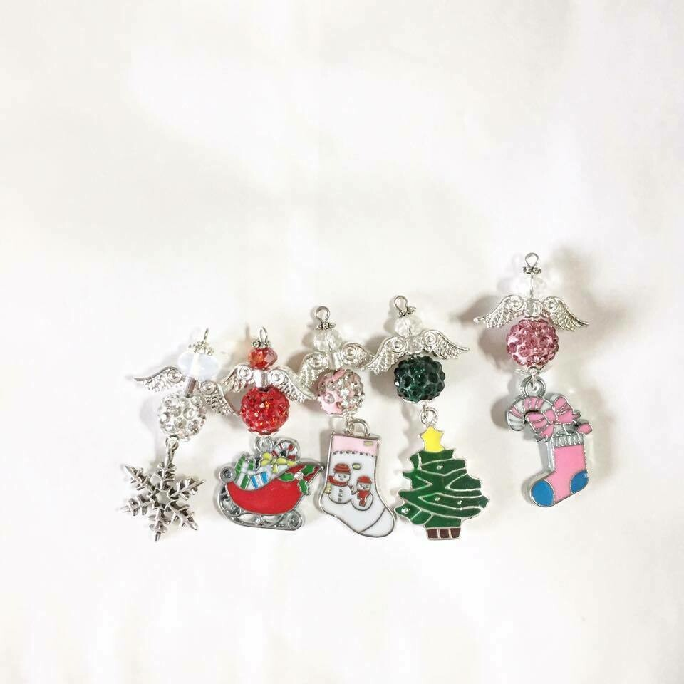 Christmas Charm Angels