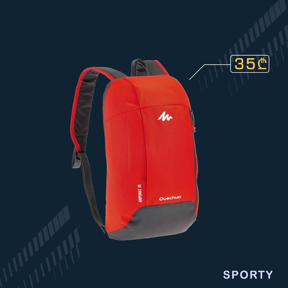 წითელი ჩანთა 10L