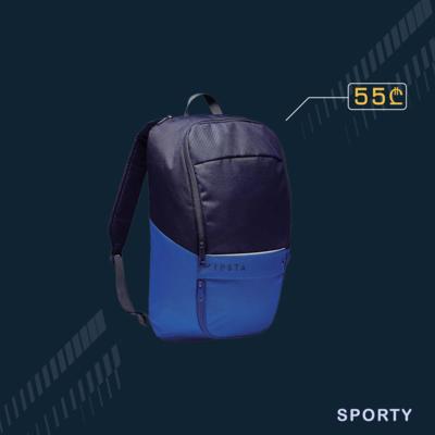 ლურჯი ჩანთა 17L