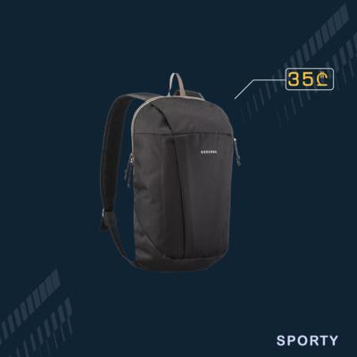 შავი ჩანთა 10L