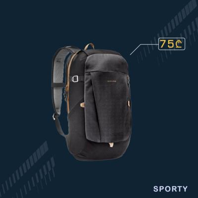 შავი ჩანთა 20L