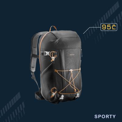 შავი ჩანთა 30L