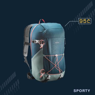 ლურჯი ჩანთა 30L
