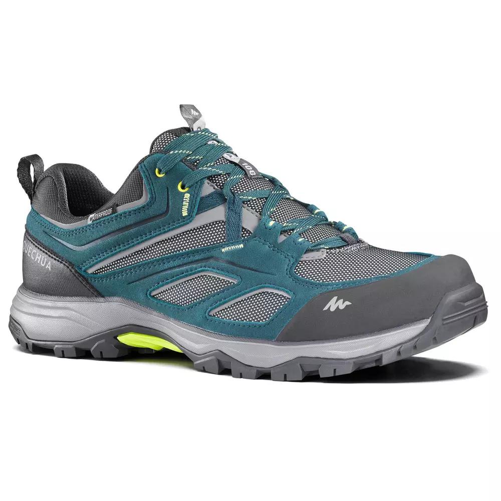 ლურჯი წყალგამძლე ფეხსაცმელი 2314