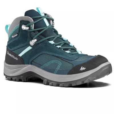 ლურჯი მაღალყელიანი ფეხსაცმელი 2324