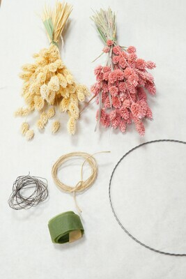 DIY Kranz | Wreath | Loop
