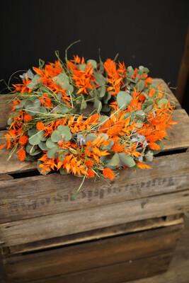 Eukalyptus Kranz | Orange Edition