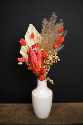 Trockenblumen Vase | Lisa