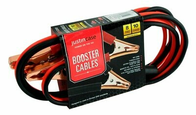 8 Ft Booster Cables