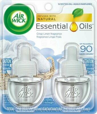 Air Wick Fresh Linen Fragrance