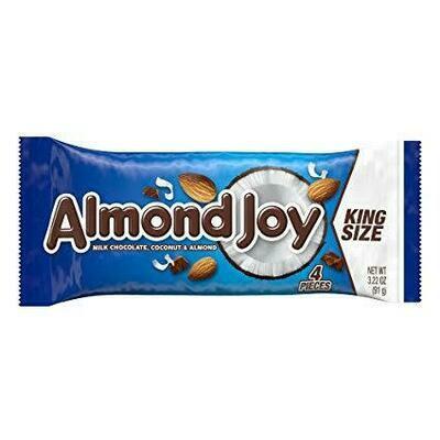 Almond Joy King size