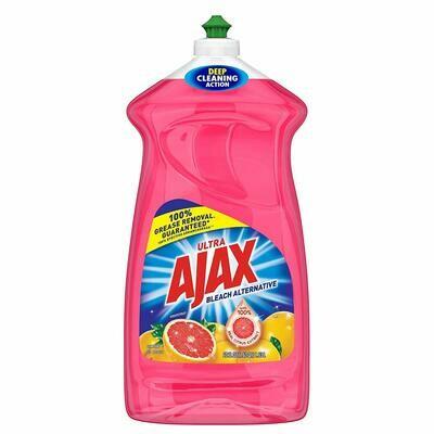 Ajax Grapefruit Dish Detergent