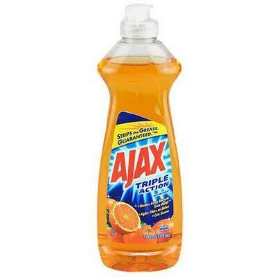 Ajax Oranje Dish Detergent
