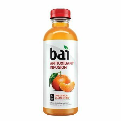 Bai Antioxidant Infusion Costa Rica Clementine