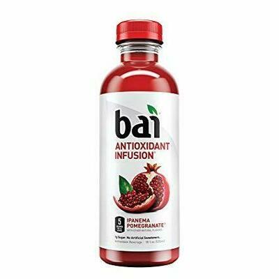 Bai Antioxidant Infusion Ipanema Pomegranate