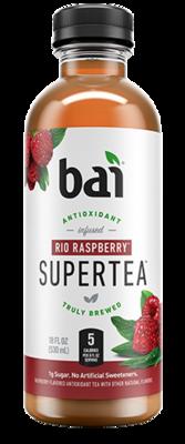 Bai Antioxidant SuperTea Rio Raspberry - 18fl oz