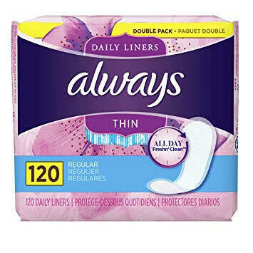 Always Daily Liners