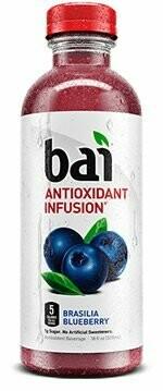 Bai Antioxidant Infusion Brasilia Blueberry
