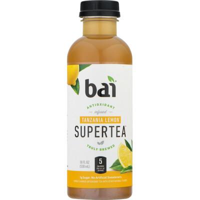 Bai Antioxidant SuperTea Tanzania Lemonade - 18fl oz