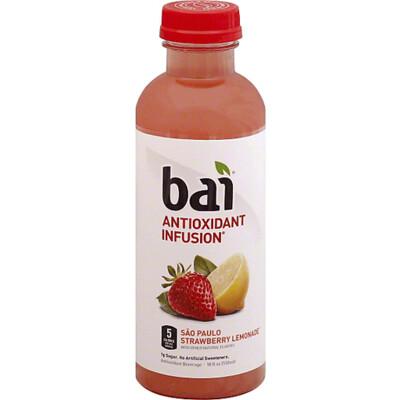 Bai São Paulo Strawberry Lemonade